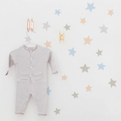 Soft Stars Wall sticker Collection Looking for adventure - tresxics