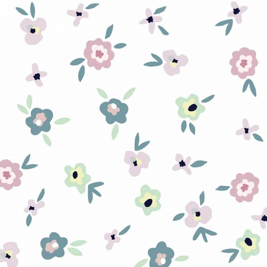 Product Flowers Wall sticker Collection Child - tresxics