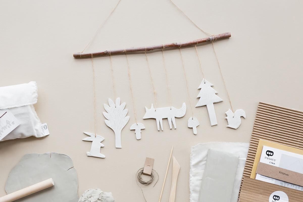 handmade christmas factory
