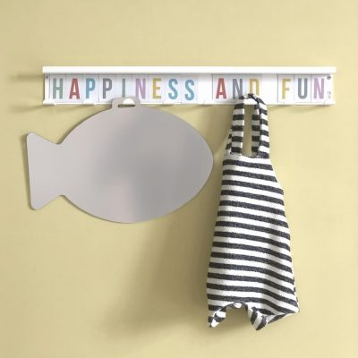Fish mirror collection Looking for adventure wall - Tresxics