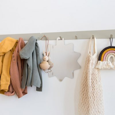 Egg mirror collection Looking for adventure with wall hook- Tresxics