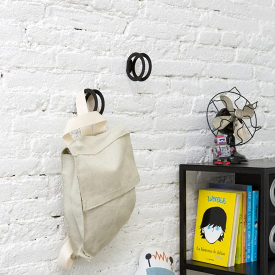Circle hook black Decor Collection Dot to dot - tresxics