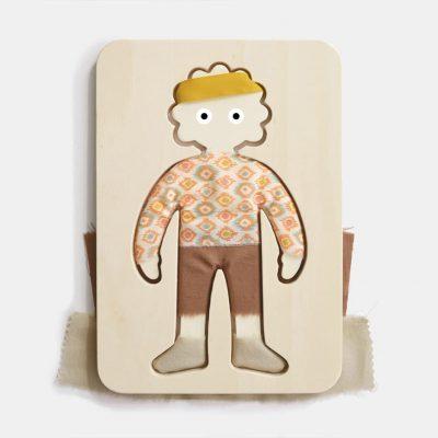 Product Dress me up curly Collection Crea Kit DIY - tresxics