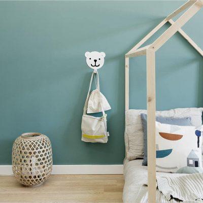 Bear Wall hook Decor Collection Childhood memories - tresxics