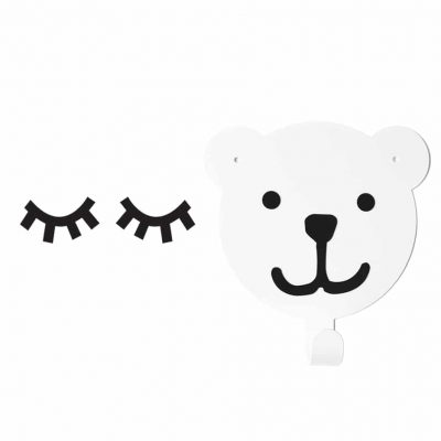 Product Bear Wall hook Collection Childhood memories - tresxics