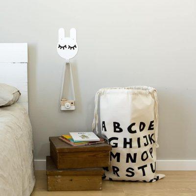 Rabbit Wall hook Decor Collection Childhood memories - tresxics